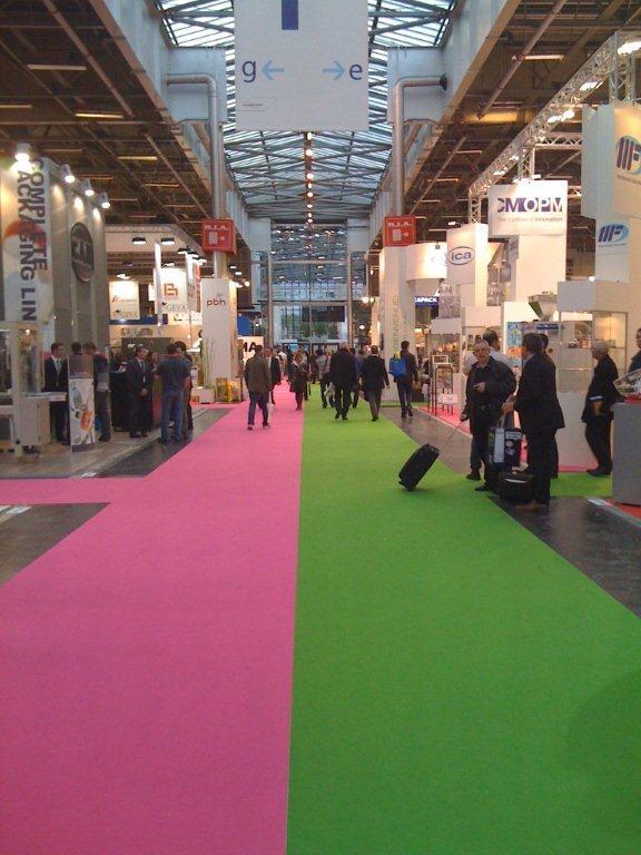 Direct planning au salon de l 39 emballage 2012 direct planning for Salon de l emballage lyon