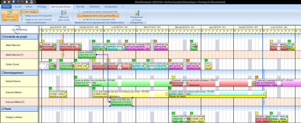 Direct Planning Projet - L'aide à la planification
