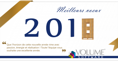 Direct Planning Volume Software carte vœux 2018