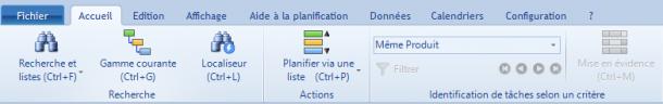 Direct Planning v3.4 menu principal