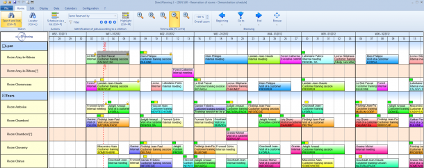 Direct Planning Service – Overview of the schedule
